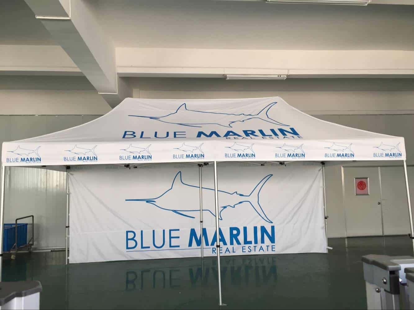 Blue Marlin Real Estate   10'x20'